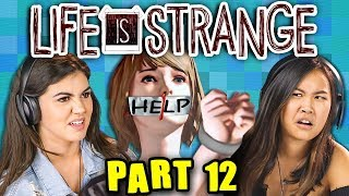 PLEASE HELP! | LIFE IS STRANGE - Part 12 (React: Gaming)