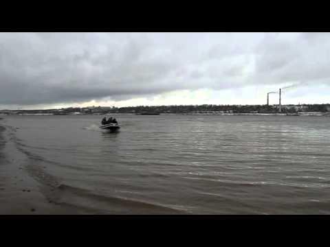 Солар 380Jet и водомёт Карась 15л с a