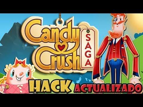 Candy Crush Saga Pasar Niveles al Instante Truco Actualizado