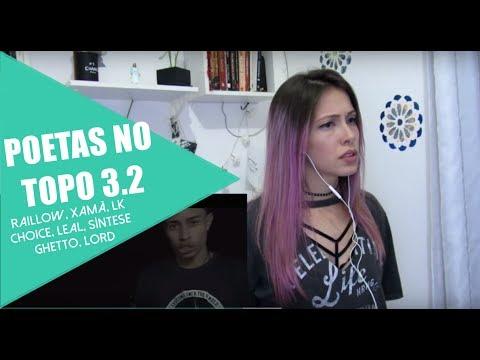Poetas no o 3.2 REACT/ANÁLISE - Yasmin Duarte