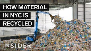 How Garbage Is Recycled At The US