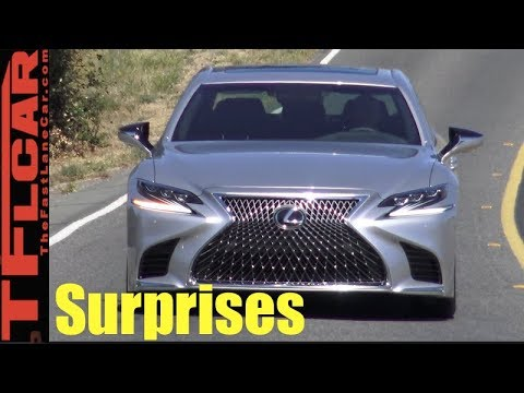 2018 Lexus LS 500 Review: Top 5 Unexpected Luxury Surprises!
