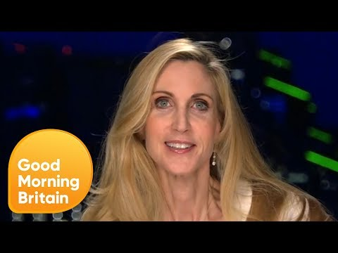 Ann Coulter Defends Donald Trump's 'Foul-Mouthed' Immigrant Outburst | Good Morning Britain