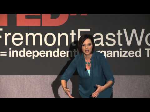 From zero to silly: Jasmine Freeman at TEDxFremontEastWomen