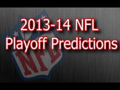2013-14 NFL Playoff, Superbowl 48, and SB MVP Predictions