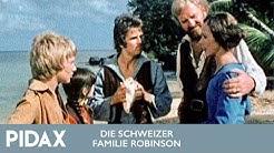Pidax - Die Schweizer Familie Robinson (1974, TV-Serie)