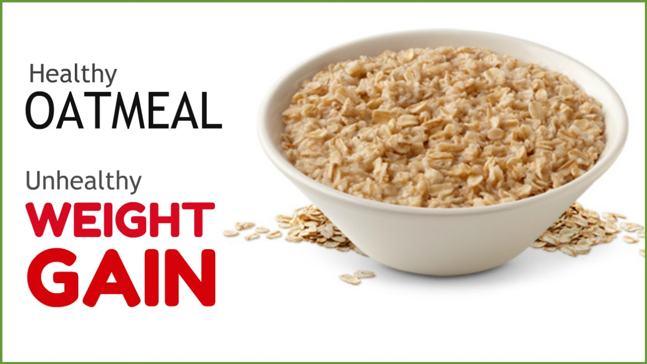 Diet Tip  Eat Oatmeal The Healthy Way Without The Added Sugar