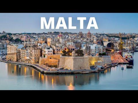 Malta l Valletta - Sliema - Mdina - Marsaskala