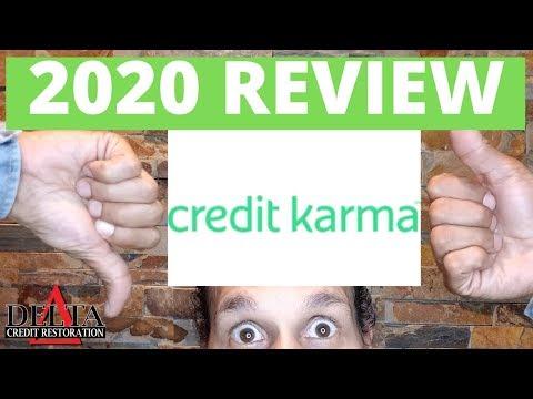 CREDIT KARMA REVIEW 2020//Delta Credit Tip
