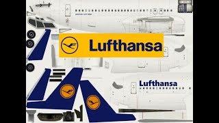 [FSX] Flight Simulator X Airplane Repaint HD TUTORIAL (German)