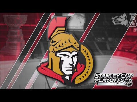 Ottawa Senators 2017 Playoffs Goal Horn