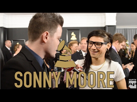 The 2017 GRAMMYs: Sonny Moore (Skrillex)