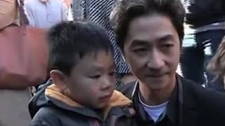 French father explains terror attacks to his young son