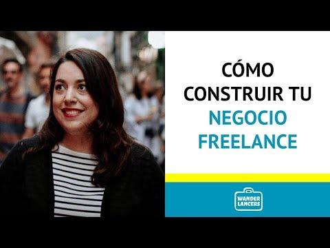 Cómo construir tu Negocio Freelance - con Laura López