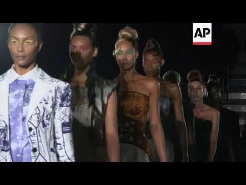 Africa Fashion Week London Brings Color, African Culture To The Runway