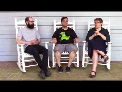 Emanation 2017: interviews with the artists