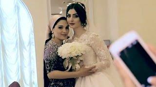 Красивая чеченская свадьба 2015❤. Андарбек ❤ Хава