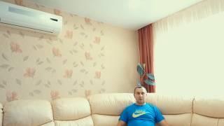 Отзыв о натяжных потолках Мегаполис Валерий Николаевич