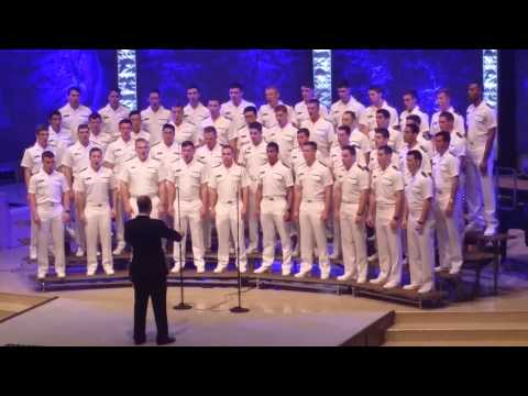 USNA Men's Glee Club SoFlo Tour at Westminster
