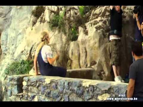 Extra the movie Mamma Mia - Part 04 - Meryl Streep