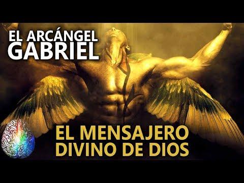 EL Arcángel GABRIEL el mensajero DIVINO De DIOS