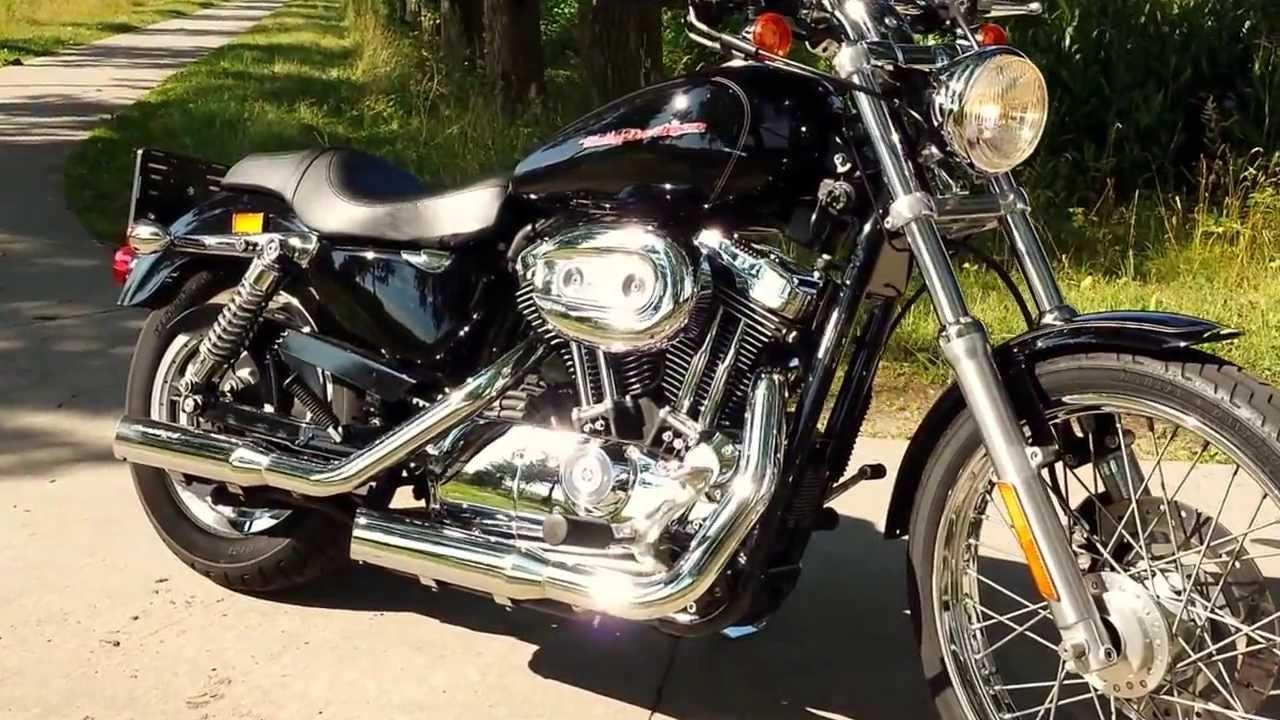 Harley Davidson Sportster  Screaming Eagle