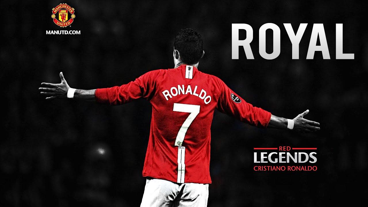 Cristiano Ronaldo - Royal Red Devil HD