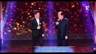 """Vincent Niclo: """" sa spéciale"""" émission Du côté de chez Dave (07/12/2014)"""