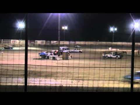 victorville auto raceway 8-7-10 main #44