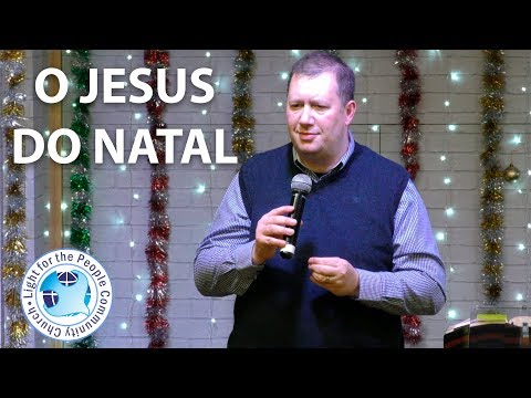 O Jesus Do Natal | Pedro Marques