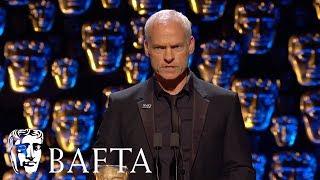 Martin McDonagh wins Original Screenplay | EE BAFTA Film Awards 2018