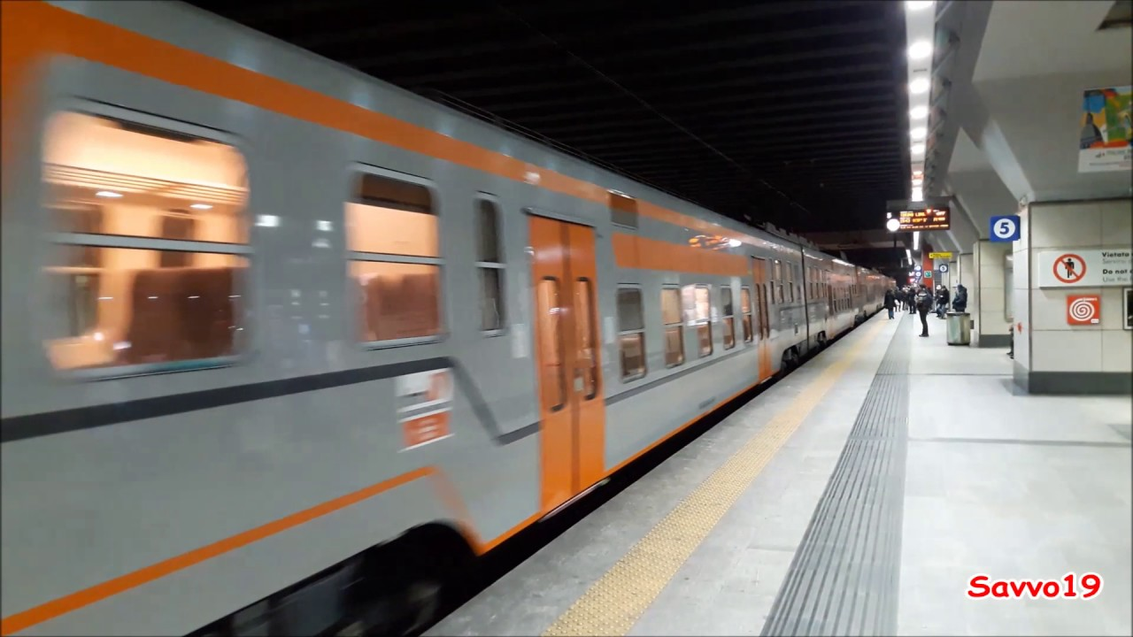 Treno merci regionale gtt ed altri treni a torino porta - Treni torino porta susa ...