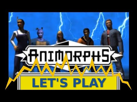 Let's Play Animorphs: Shattered Reality Mp3