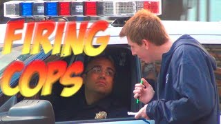 Firing Cops Prank!