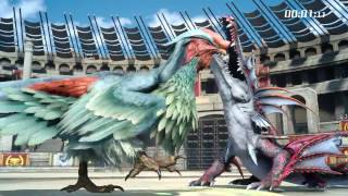 FINAL FANTASY XV - Colosseum Monster Bets Mini-game Part 2 l New Monsters & Yoda Tonberry