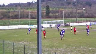 Campionato Seconda Categoria 2019/2020 24a giornata: Acciaiolo - Capannoli (sintesi)