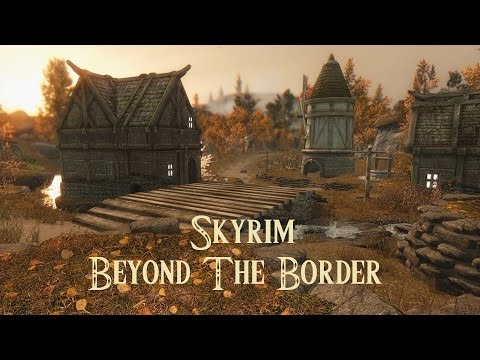 Haafstad and the border of High Rock | Exploring New Provinces Skyrim