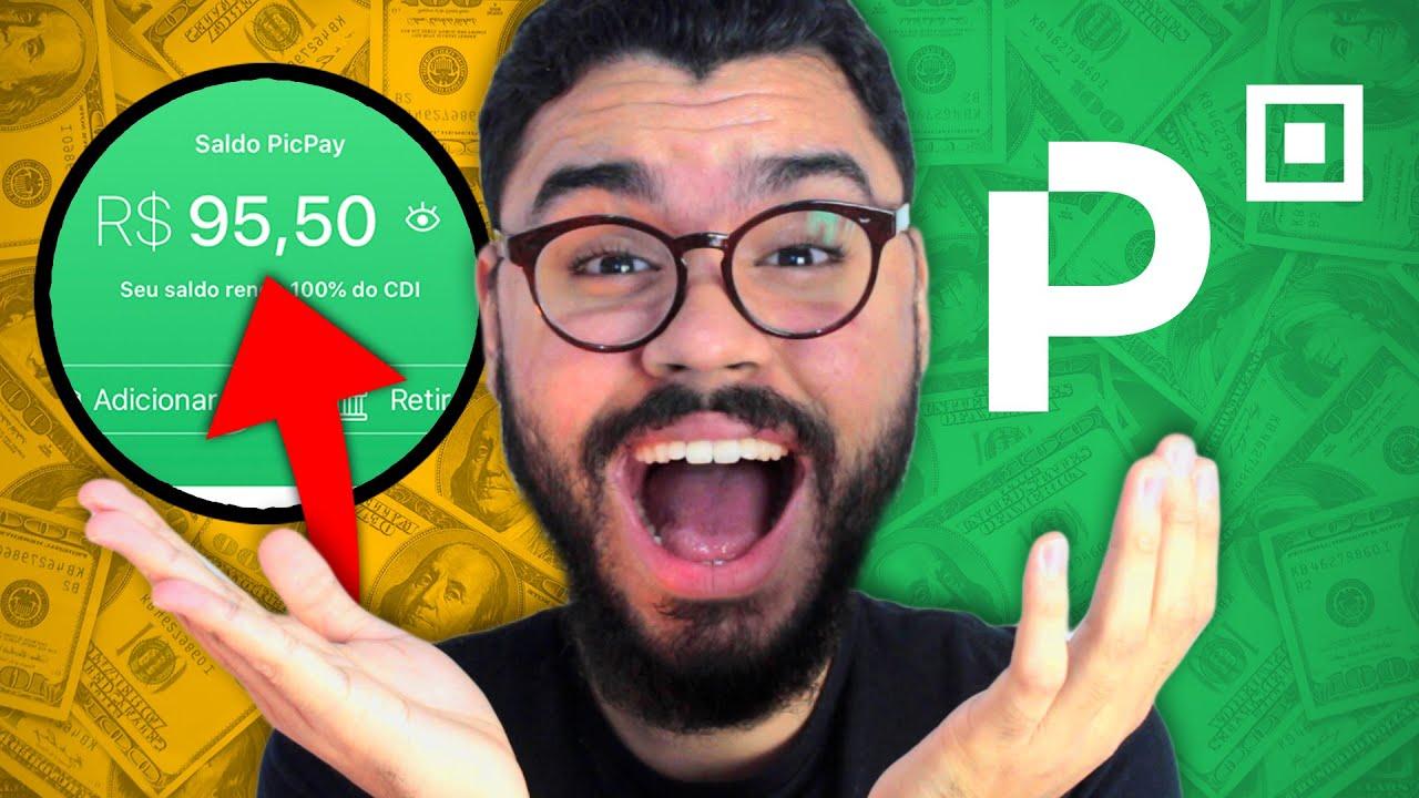 Como ganhar dinheiro no PicPay? | ASSISTA E GANHE DINHEIRO 🤑