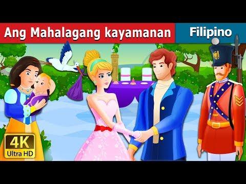 Ang Mahalagang Kayamanan | Kwentong Pambata | Filipino Fairy Tales