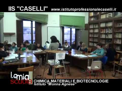"""IIS """"GIOVANNI CASELLI"""": PRESENTAZIONE DELLA SCUOLA E DELL'OFFERTA FORMATIVA"""