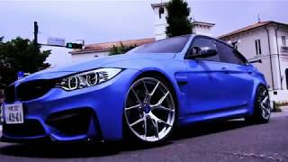 BMW M3 F80 meets BBS Wheel FI-R  〜BBS JAPAN〜