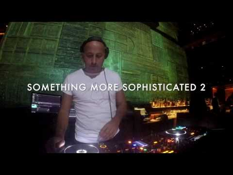 Ivan Minuti Dj set at Qbara Dubai 2016 - Something More Sophisticated 2