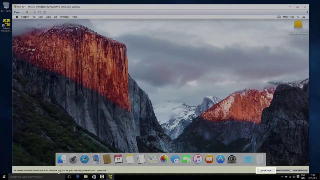 How to install XCODE, an iOS app development on windows 10