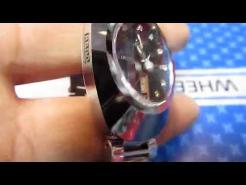 RADO DIASTAR WATCH SWISS MADE SAPPHIRE CRYSTAL SCRATCH TEST RADO WATCH