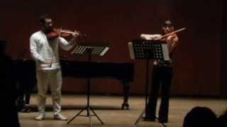 """Gustavo Niño - """"La Gaitana"""", Dúo de Violas (2011)"""