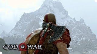 GOD OF WAR #9 - De Volta ao Lago dos Nove! (PS4 Pro Gameplay em Português PT BR)