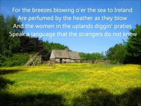 Galway bay (lyrics) - Johnny Cash