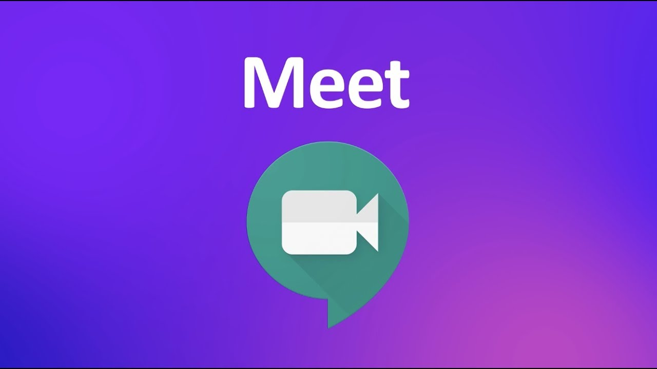 Crear Reunión en Meet