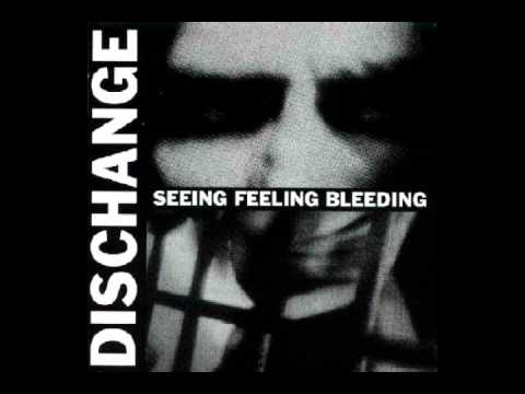 Dischange - Victims Of Madness