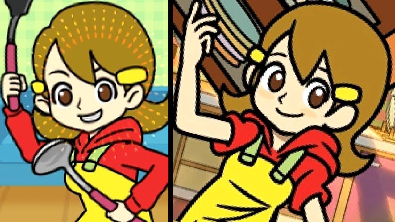 WarioWare Gold ALL 5-VOLT Minigames (3DS)